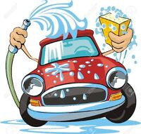 CAR CLEANING available! GREAT prices! SHORT wait time!