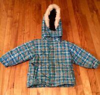 Manteau d'hiver enfant garçon ou fille 30 mois.