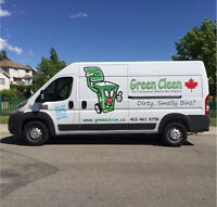 Green Cleen - Professional Bin Cleaning/Washing