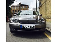 Jaguar X-Type 2.0d Sport 2007 **ONLY 48k miles** **2 previous owners** **FULL SERVICE HISTORY**
