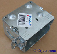ePricedTech.com Electric Switch BOX CI-1104K 3x2x2 Thomas&Betts