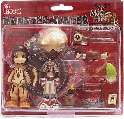 Pinky Street Pinky:st P:chara PC2021 Monster Hunter Mon Chan Figure Anime Japan