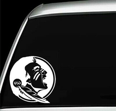 - Florida State Seminoles Logo Car Window Truck Laptop Bumper Vinyl Decal Sticker