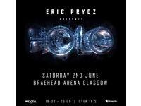 Eric Prydz ticket Glasgow 2nd June