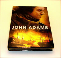 Blu-ray Box Set - JOHN ADAMS - HBO Historical Miniseries