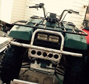 1993  Yamaha Kodiak 400 4x4 with