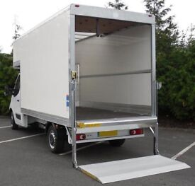 NATIONWIDE MAN & VAN HOUSE/ OFFICE REMOVALS PIANO/ BIKE MOVERS SOFA/ BED DELIVERY MOVING LUTON TRUCK