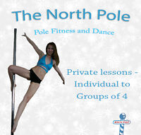 Pole Dance Classes in Whitehorse
