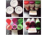 Premium capsules juice plus