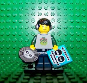 LEGO MINI FIGURINE SERIE 8 - DISC JOCKEY