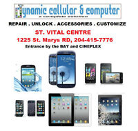 CELL PHONE REPAIR WINNIPEG @ LOWEST $ W/ WARRANTY