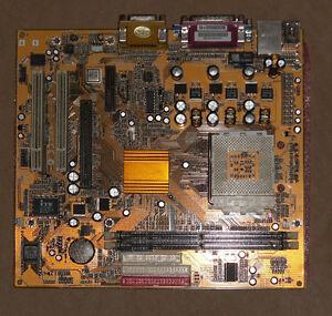PC CHIPS M810 M810LMR Socket A 462 AMD Athlon Duron Motherboard West Island Greater Montréal image 8