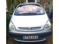 Citroen Xsara Picasso for quick sale