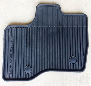 Ford Explorer Floor Mats