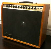 Legend Model A30 30W guitar amp -- tube preamps -- vintage 80's