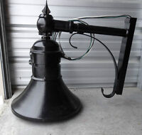 Large Outdoor Pole Light