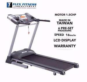 NEW TREADMILL, 1.5CHP MOTOR, WARRANTY+ PICK UP Malaga Swan Area Preview