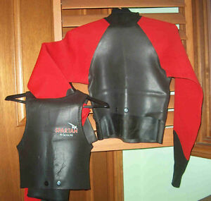 Wetsuits -2 different types $25. each