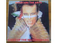 Adam and the Ants vinyl album