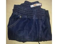 New Look Cuffed Jeans *brand new*