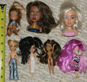 Mini Dolls - Bratz etc