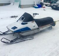 1984 yamaha enticer price reduced