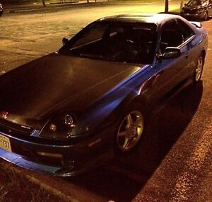 Honda prelude special edition certified and estested.