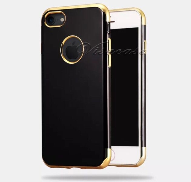 iphone 6 case black and gold