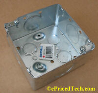 ePricedTech.com Electric Switch BOX BC-52171-K 3x2x2 Thomas&Bett