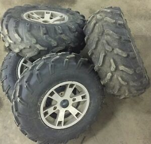can am rims buy or sell used or new atv trailers parts accessories in edmonton area. Black Bedroom Furniture Sets. Home Design Ideas