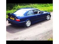 E36 BMW wanted