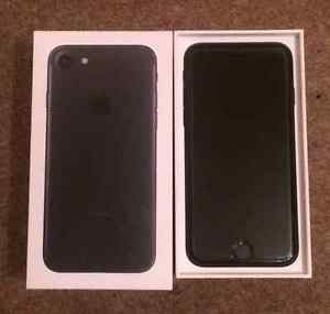 IPhone 7 32GB Matte Black Rogers