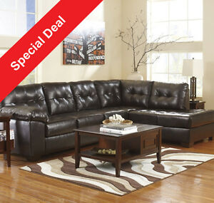 ASHLEY FURNITURE SALE!!!! 2 PIECE SECTIONAL SOFA for $1299