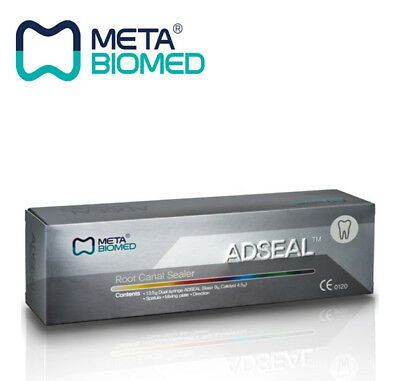 Meta Biomed - Adseal Root Canal Sealer 13.5gm Dual Syringes 303000
