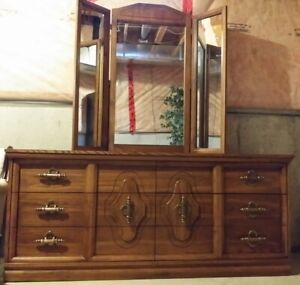 Bedroom Dresser - Build With Real Solid Wood