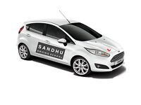 Automatic & manual driving lessons