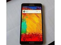 Samsung Galaxy Note 3 n9005 32GB Boxed Good Condition and all Fully Working Can Deliver