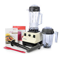 VITAMIX ASPIRE BLENDER with 64oz and a 32oz Container!!