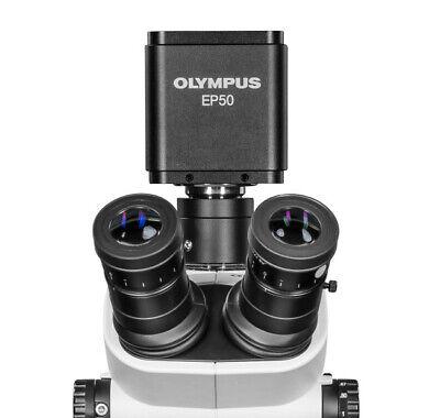 Olympus Ep50 Digital Microscope Camera