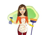 Part-time housekeeper wanted!