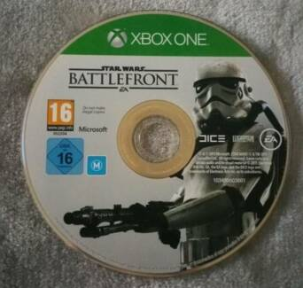 STAR WARS BATTLEFRONT XBOX ONE Cranbourne North Casey Area Preview