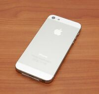 iPhone 5 White pay as you go with 175$ Credit