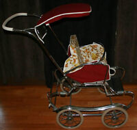 Antique / Vintage Pram / Carriage / Stroller - Ready to Use