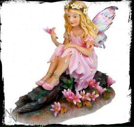 Secret Dell Fairy Ornament - 16cm New