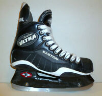 Patins EASTON Ultra Lite pointure 6.5D (7 Souliers) Hommes.