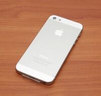 iPhone 5 16 GB White factory unlocked GSM