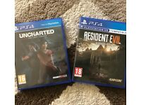 PS4 games for sale £15 each