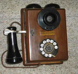 Antique Telephones-Old Telephone Parts-Old Telephone Signs-Books Peterborough Peterborough Area image 10