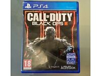 COD (CALL OF DUTY) BLACK OPS 3 PS4