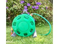 Hozelock reel and approx 24m of hose pipe. Only £20 Dereham, Norfolk